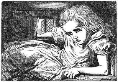 Image of Alice in Wonderland via PsychCentral